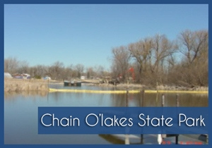 Chain O Lakes State Park Fox Waterway Agency