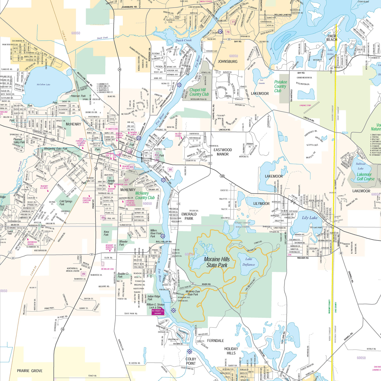 Zone C - Fox Waterway Agency